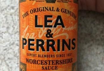 Molho Inglês Lea & Perrins
