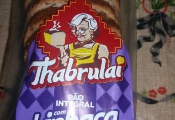 Pão Integral com Linhaça Thabrulai