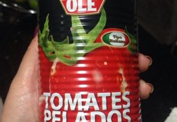 Tomates Pelados Inteiros Olé