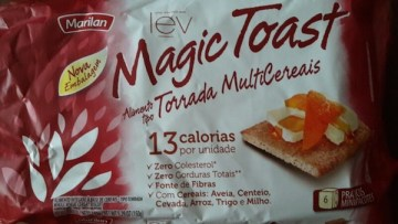 Torrada Magic Multi Cereais Marilan