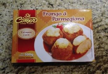 Frango à Parmegiana Só Comer