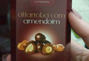 Alfarroba com Amendoim Zero Carob House