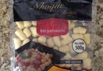 Nhoque de Batata Bergamaschi