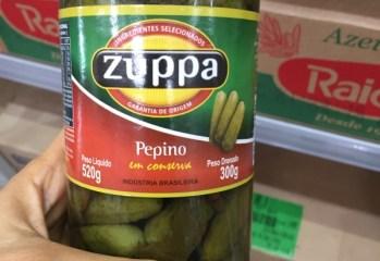 Pepino em Conserva Zuppa
