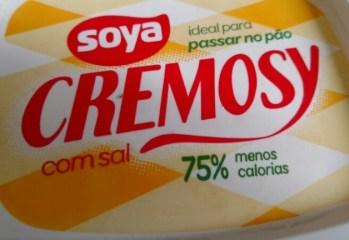 Margarina Com Sal Cremosy Soya