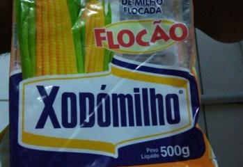 Farinha de Milho Flocada Flocão Xodómilho