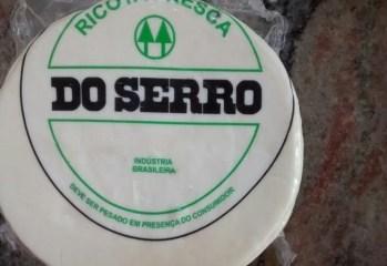 Ricota Fresca Do Serro