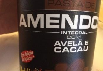 Pasta de Amendoim Integral com Avelã e Cacau Mandubim