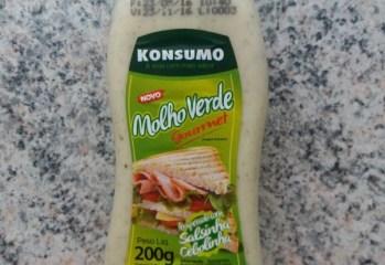 Molho Verde Gourmet Konsumo