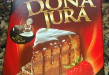 Chocolate em Pó Solúvel 55% Cacau Dona Jura