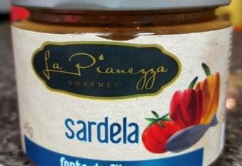 Pate de Sardela La Pianezza