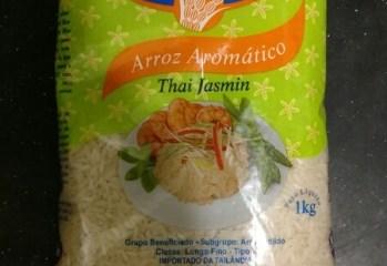 Arroz Aromático Thai Jasmin Blue Ville