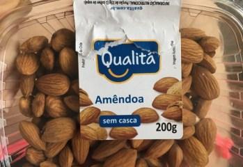 Amendoa Sem Casca Qualita