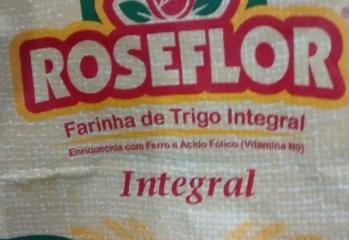 Farinha de Trigo Integral Roseflor