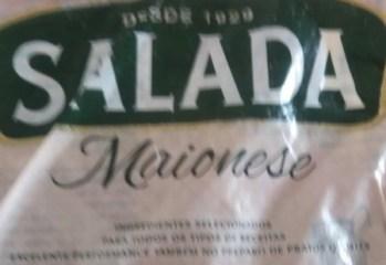 Maionese Salada