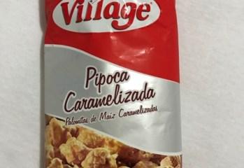 Pipoca Caramelizada Village
