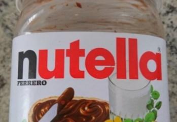 Creme de Avelã com Cacau Nutella Ferrero