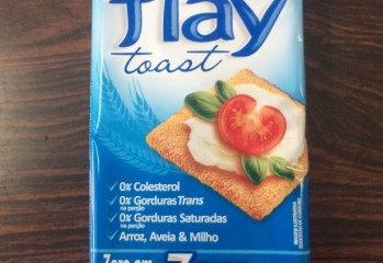 Torrada Flay Toast Zero Parati