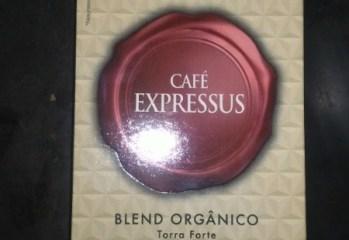Café em Cápsulas Blend Orgânico Torra Forte Café Expressus