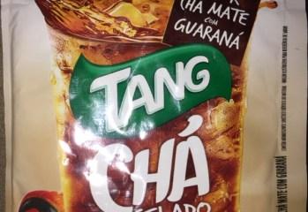 Pó para Bebida Sabor Chá Mate com Guaraná Tang