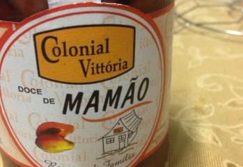 Doce de Mamao Colonial Vittoria