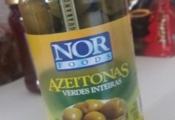 Azeitonas Verdes Inteiras Nor Foods