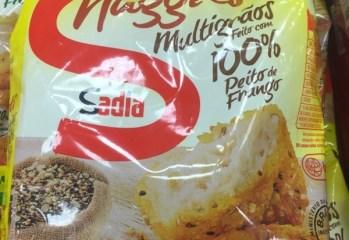 Nuggets Multigrãos Sadia