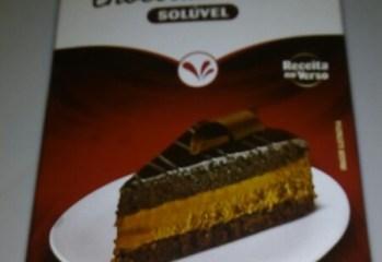 Chocolate em Po Soluvel Italac