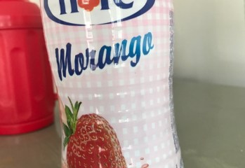 Bebida Lactea Fermentada Morango Fiore