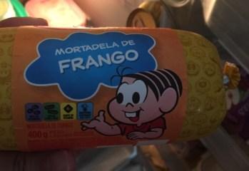 Mortadela de Frango Turma da Monica Seara