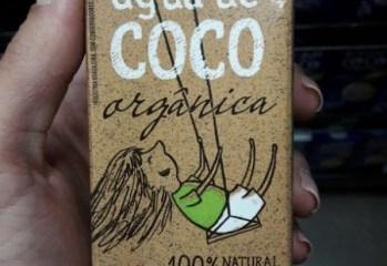 Água de Coco Orgânica Organic Saúde Natural