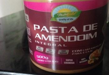 Pasta de Amendoim Integral Nutrigold