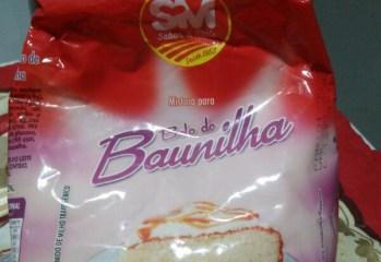 Mistura para Bolo de Baunilha Sabor a Mais