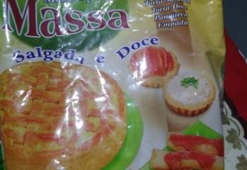 Mistura para Massa Salgada e Doce Pro Cooking