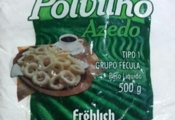 Polvilho Azedo Fritz & Frida