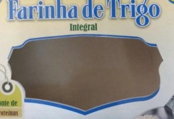 Farinha de Trigo Integral Orgânica Fito