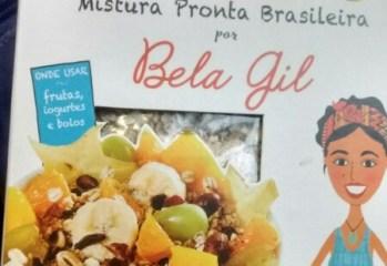 Trato MPB Mistura Pronta Brasileira por Bela Gil Mae Terra