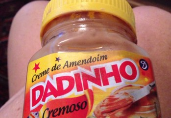 Creme de Amendoim Cremoso Dadinho