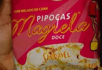 Pipocas Doce Magrela