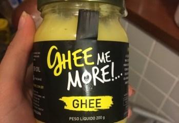 Ghee Ghee me More