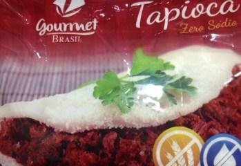 Goma para Tapioca Zero Gourmet Brasil