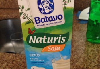 Bebida de Soja Naturis Soja Zero Batavo
