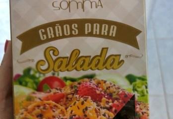 Grãos para Salada com Ricota Defumada Somma
