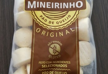Pao de Queijo Original Mineirinho