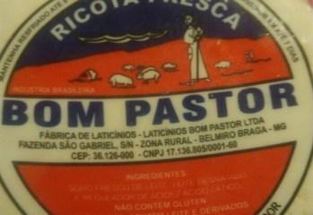 Ricota Fresca Bom Pastor
