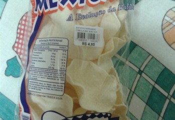 Chips Mexicana Cebola Biscock