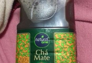Chá Mate com Fruta Limão Natural One