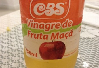 Vinagre Fruta Maca CBS