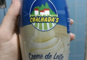 Creme de Leite Pasteurizado Coalhada's