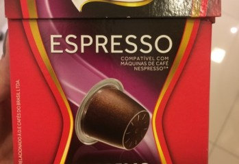 Café Torrado e Moído em Cápsula Espresso Supremo Intensidade 10 Pilão